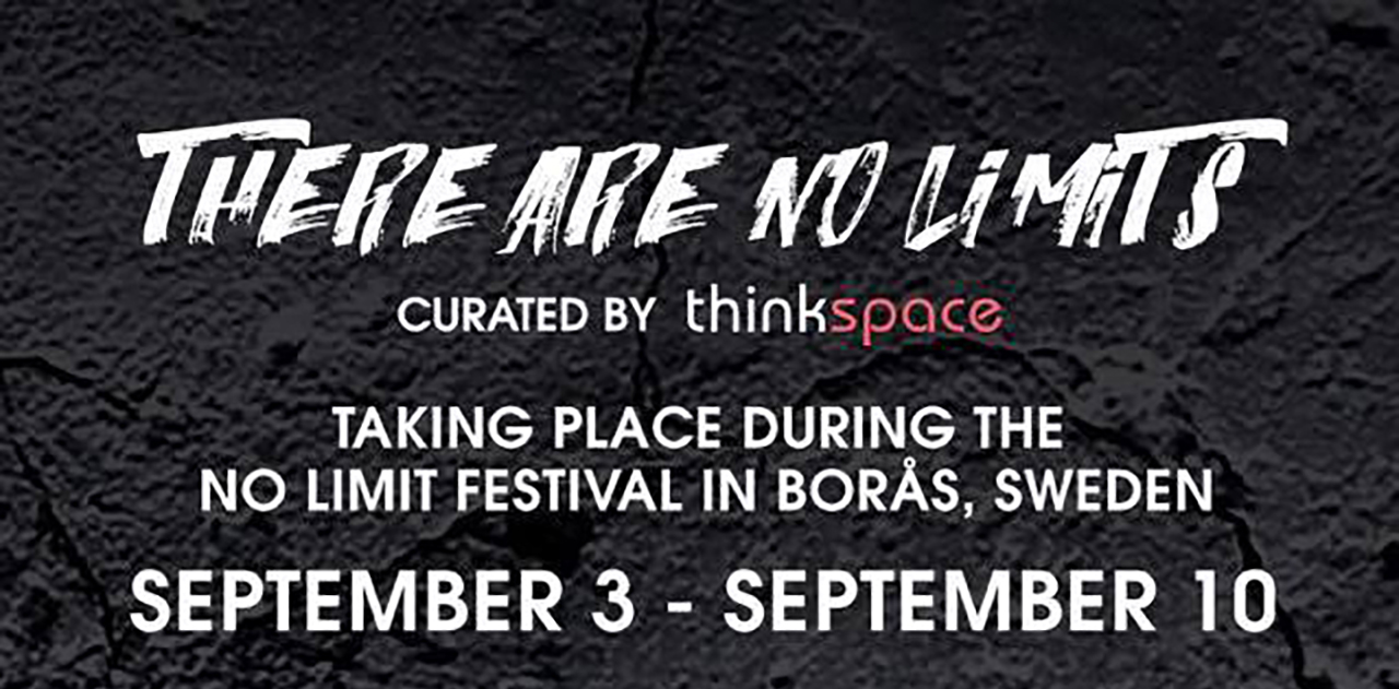 """Thinkspace Gallery curates """"There are No Limits"""""""